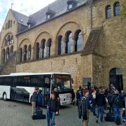 Ankunft in Goslar