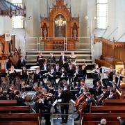Stürmisches Konzert im Kloster Mariensee