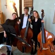 Unser Bass-Triumvirat